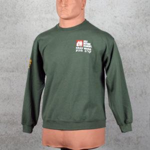 Krav-Maga-Sweater-SDA-voorzijde