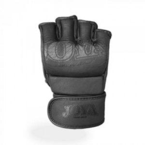 Joya Fight Handschoen Mat Zwart opdruk