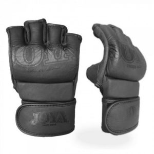 Joya Fight Handschoen Mat Zwart set 2